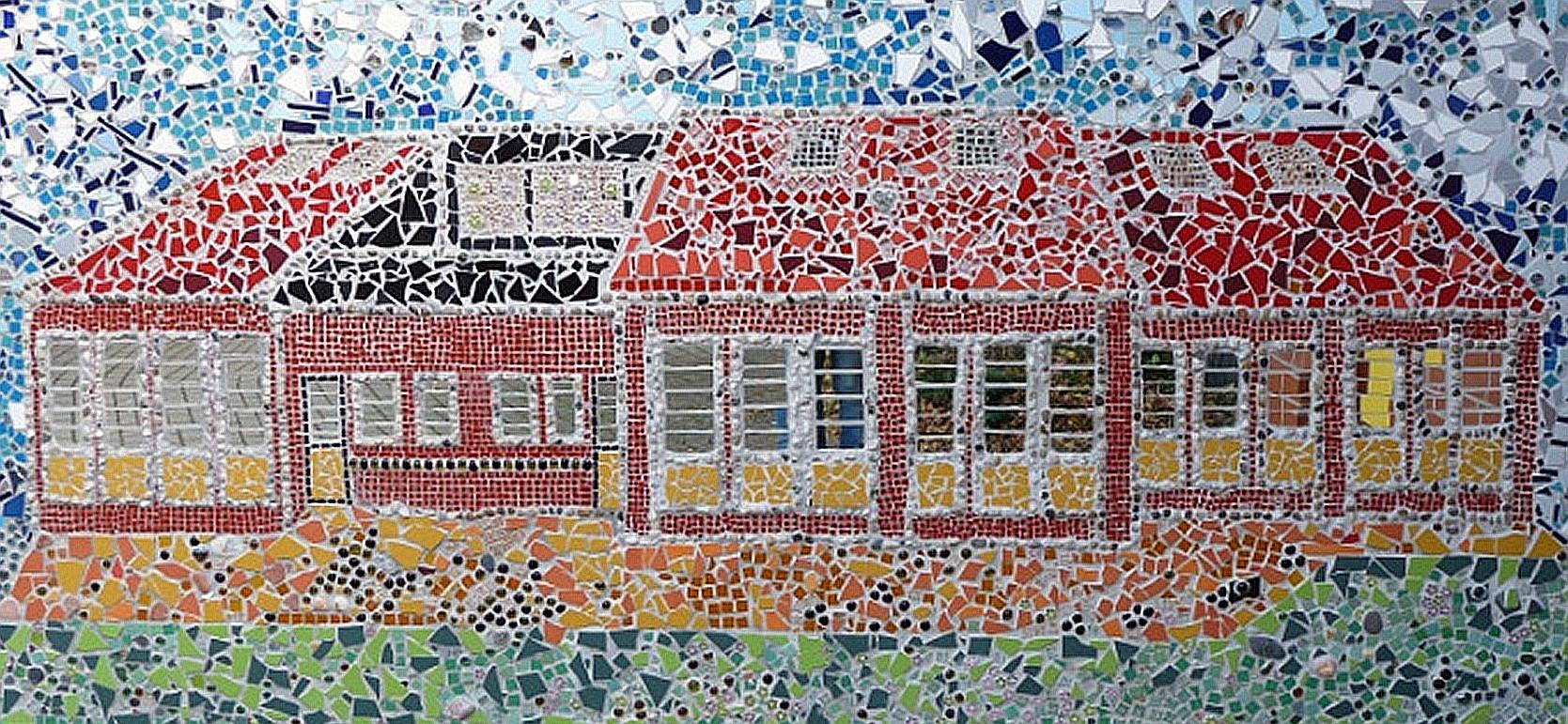 Mosaik a